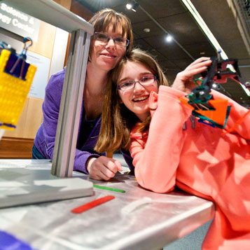 Women and Girls in STEM