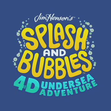 Splash and Bubbles: 4-D Undersea Adventure