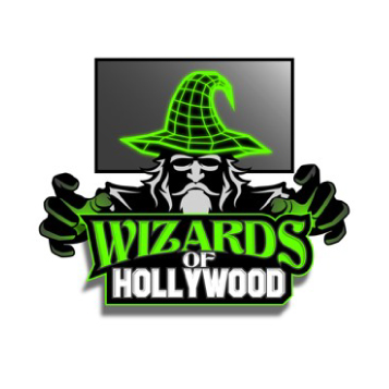 Wizards of Hollywood Logo