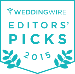 Wedding Wire editors' pick 2015