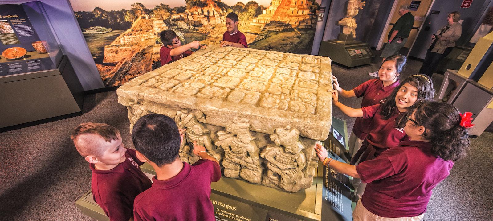 Maya Altar