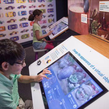 Pixar Ratatouille surfaces interactive