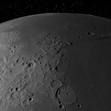 Our Moon's craters tell the story of its past.
